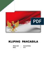 Kliping Pancasila