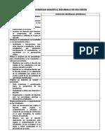 4 Registro de Evidencias - Segun Rubricas