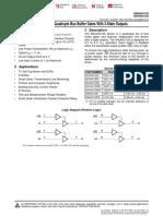 Appunti datasheet