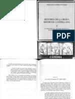 HISTORIA DE LA PROSA MEDIEVAL CASTELLANA I-A-I (Cap. V La corte de Sancho IV 1284-1295).pdf