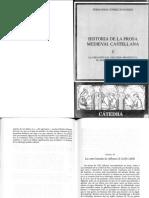 Historia de La Prosa Medieval Castellana I-i (Cap. IV La Corte Letrada de Alfonso x 1256-1284)