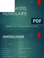 BST Dermatitis Numularis Akbar