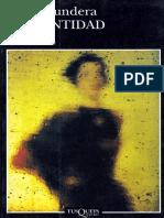 La identidad-Milan Kundera.pdf