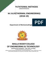 M.Tech CM LAB MANUAL.docx