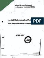 Grid Code Addendum No i.pdf