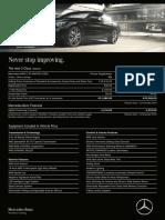 Mercedes C 43 Pricelist PENI