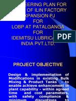 Engineering Plan- Ilin
