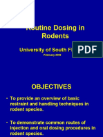 Rodent Dosing Revision