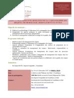 Programme Aspects Pratiques