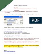 Instrucciones Manual Macros