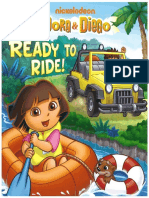 Dora and Diego Ready to Ride Nicelodeon