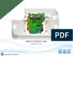 Chevrolet Spin 1.3 Manual Motor