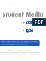 Student Media Rate Card