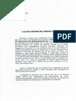 Recurso de casación que ha presentado la Fiscalía del Supremo [PDF]