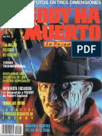 Freddy ha Muerto-revista oficial