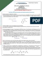 Basic Organic Chemistry Part A