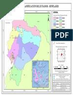 Mapa de La Zonas de Planificacion