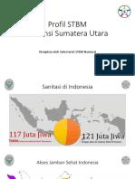 Profil STBM - Sumatera Utara