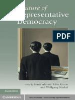 Sonia Alonso (ed.), John Keane (ed.), Wolfgang Merkel (ed.) - The Future of Representative Democracy (2011, Cambridge University Press) (1).pdf