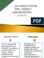 Consejo Consultivo de Niños , Niñas y Adolescentes