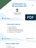 An Introduction to WordPress Rest API.pptx