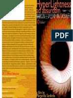 Press Release HyperLightness Ad Absurdum