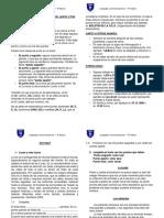 guía 5º básico lenguaje y comunicación