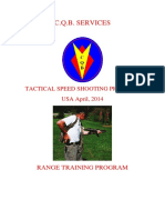 Tactical speed shooting
