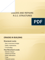 Cracks and Repairs R.C.C. Structures
