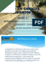 Flujo en Canales Abiertos Ppp