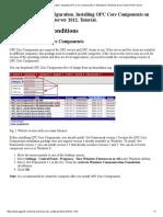 1 - OPC and DCOM Configuration
