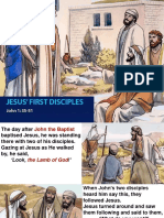 3. Cana, First Passover, Nicodemus.ppt
