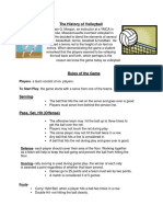 The History of Volleyball#.docx
