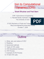 CFD Lecture (Introduction to CFD)