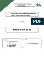 Projet-ponts Version Finale