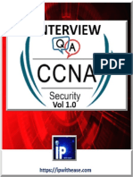 CCNA Security Top 50 Interview Questions and Answers Volume 1.0
