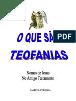 Teofanias