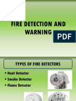 Fire saftey report