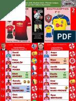 Premier League week 29 190302 Manchester United - Southampton 3-2