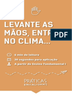 #8PE - Levante as mãos, entre no clima