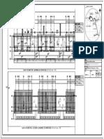 15494612592744 Planta Arquitectonica y Planta de Techos Existente Habitaciones 207-210