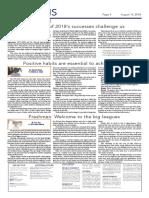 August Editorial Snapshot