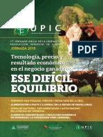UPIC. 2015. Tecnología, precio y resultado económico en el negocio ganadero.pdf