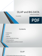 OLAP and BIG DATA Final+.pptx