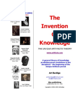 The Invention of Knowledge by Art Bardige