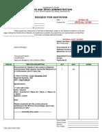 RFQ No. 2018-286