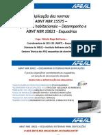 Revisão Da NBR 14718 Detalha Uso de Gradis Em Ambientes Com Grande Movimentação _ AECweb