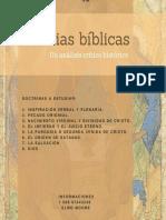 Ciencias Bíblicas [Elmo Moore] (Clase 01)