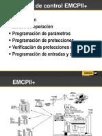 MANUAL PANEL DE CONTROL CATERPILLAR EMCPII