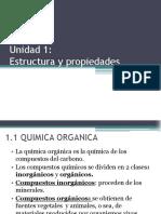 1 Unidad 1 Quimica Organica